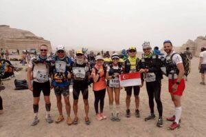 gobi desert race