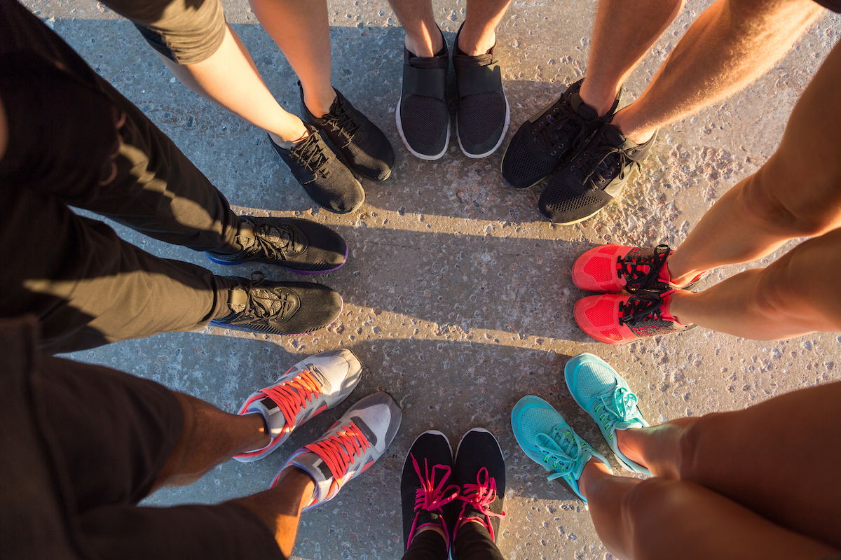 Join A Community Of Runners That Empowers